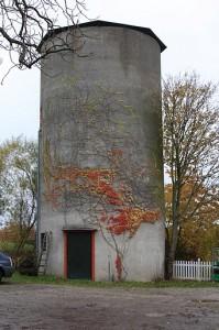 Grain Storage, Denmark